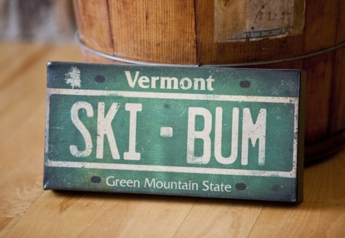 Vermont is one of my favorite states because of its maple syrup, amazing geographic features, and of course, the state's killer skiing. I definitely want to get a house one day in the Green Mountain State and become one of Vermont's finest ski bums.