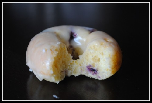 Orange Glazed Blueberry Doughnuts  |  Prevention RD