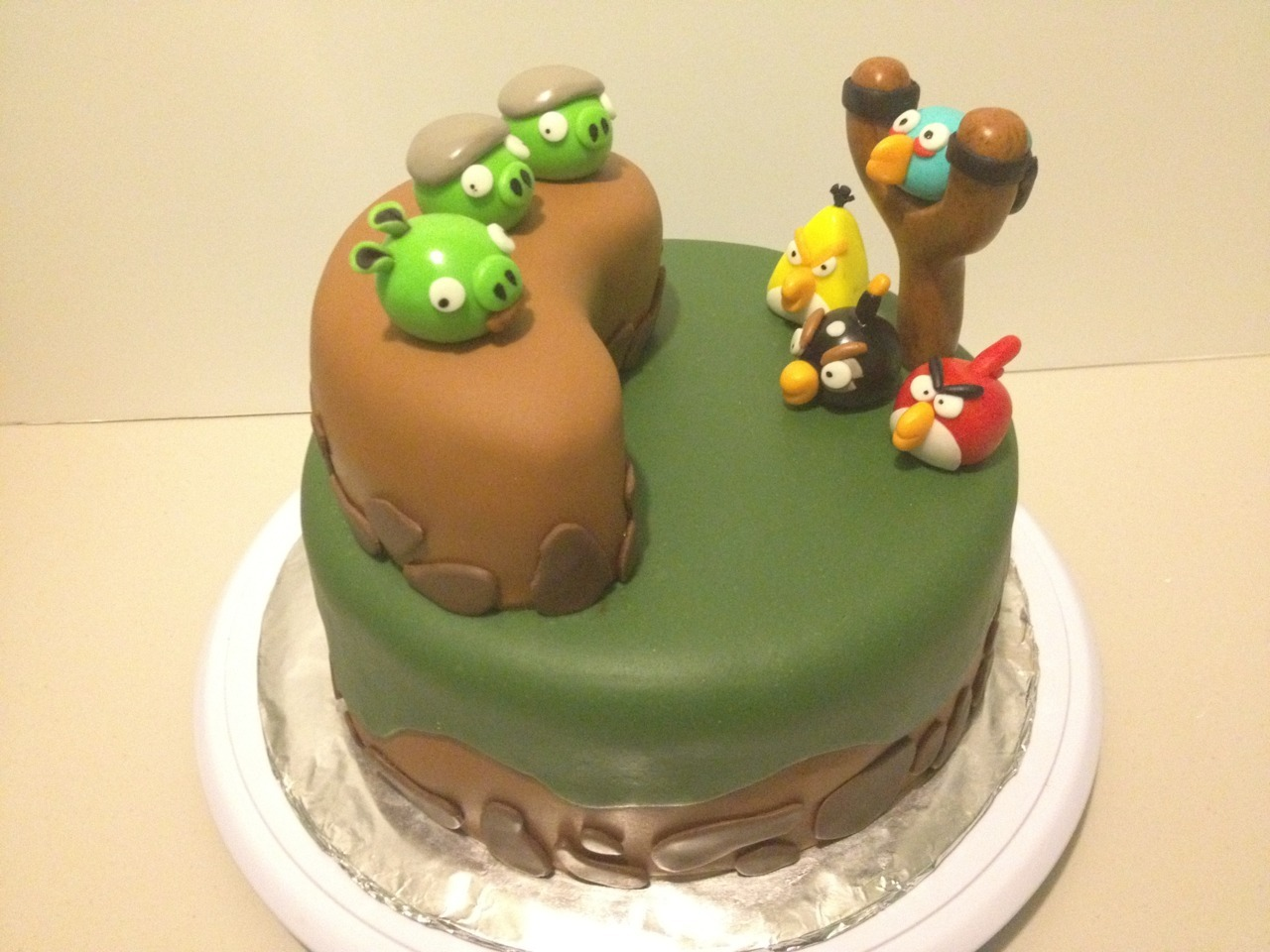 ANGRY BIRDS™ CAKE GIVEAWAY! Go to:http://www.rosecitycakes.com/angrybirds.html and fill out the form to enter.*Must be able to pick it up in the Portland, Oregon Area.***A WINNER will be selected on SUNDAY FEBRUARY 19, 2012 at NOON (12pm).**