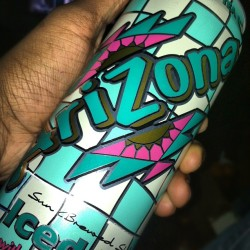 areyo:  #Arizona #icedtea #heaven #lmao (Taken with instagram)