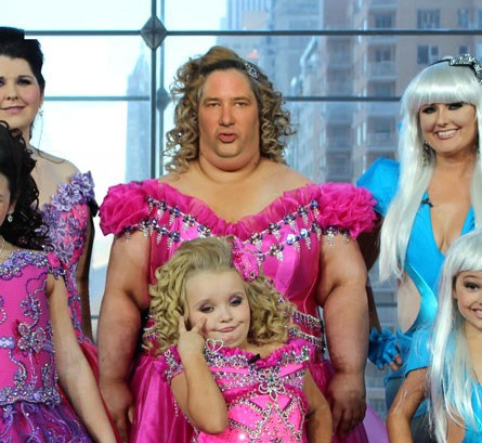 Honey Boo Boo Child.