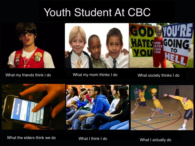Just a glimpse into the life and misconceptions of a youth student at CBC http://www.sandiegocbc.org/