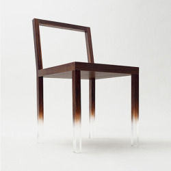 Fadeout Chair by Nendo.