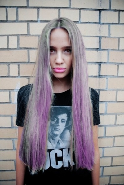 wastedesires:  ombre!