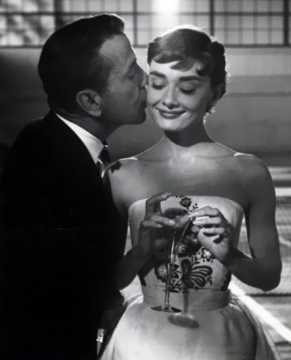 monkey82:  Billy Wilder - Sabrina (1954) Linus and Sabrina