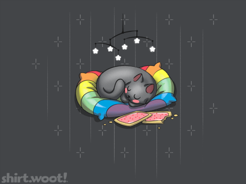 laughingsquid:  Nyan's Dream
