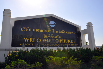 Welcome to Phuket, Thailand!