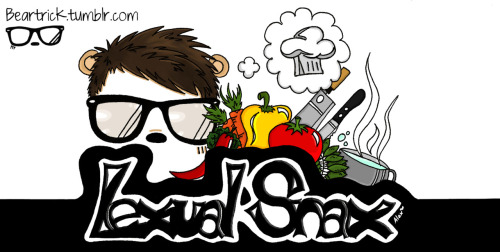 The header I made for Lexual Snax :) If you're into Alex Suarez and all his culinary goods and restaurant experiences, follow Lexual Snax!