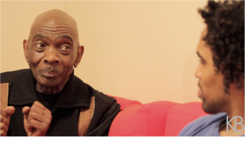 I sat down with actor Lou Myers recently in Harlem. I called him Mr. Gaines (from A Different World) when I first met him.