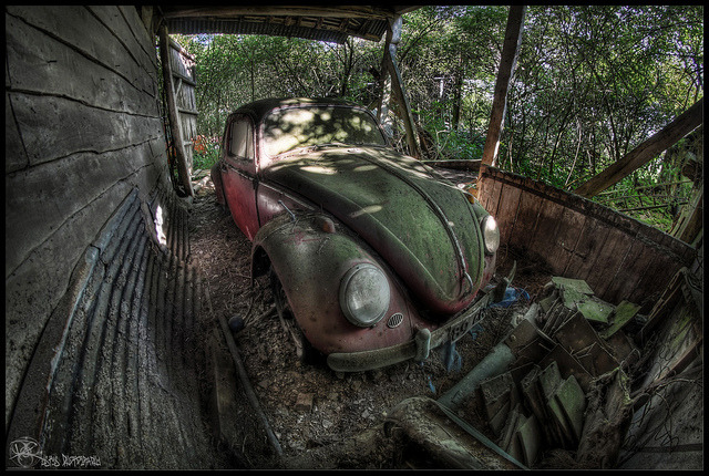 "sic56:  UE Car Graveyard ""W"" by rustysphotography on Flickr."