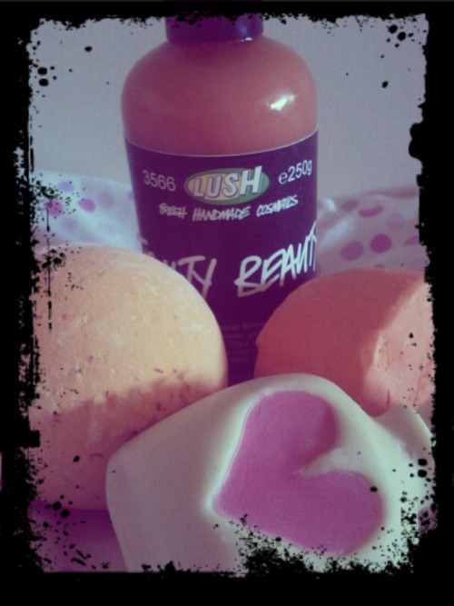 Tonight's bath :)