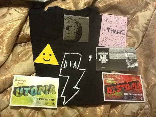 Thanks @dfarecords you're the fucking best.