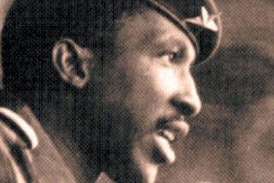 dreams-from-my-father:  fuckyeahthomassankara:  Our struggle to defend the trees and the forest is first and foremost a democratic struggle that must be waged by the people. The sterile and expensive excitement of a handful of engineers and forestry experts will accomplish nothing! Nor can the tender consciences of a multitude of forums and institutions — sincere and praiseworthy though they may be — make the Sahel green again, when we lack the funds to drill wells for drinking water just a hundred meters deep, and money abounds to drill oil wells three thousand meters deep! As Karl Marx said, those who live in a palace do not think about the same things, nor in the same way, as those who live in a hut. This struggle to defend the trees and the forest is above all a struggle against imperialism. Imperialism is the pyromaniac setting fire to our forests and savannah.  —Thomas Sankara, Save Our Trees, Our Environment, Our Lives  Sankara was THE PERFECT MAN!! He was decades in advance on his time.