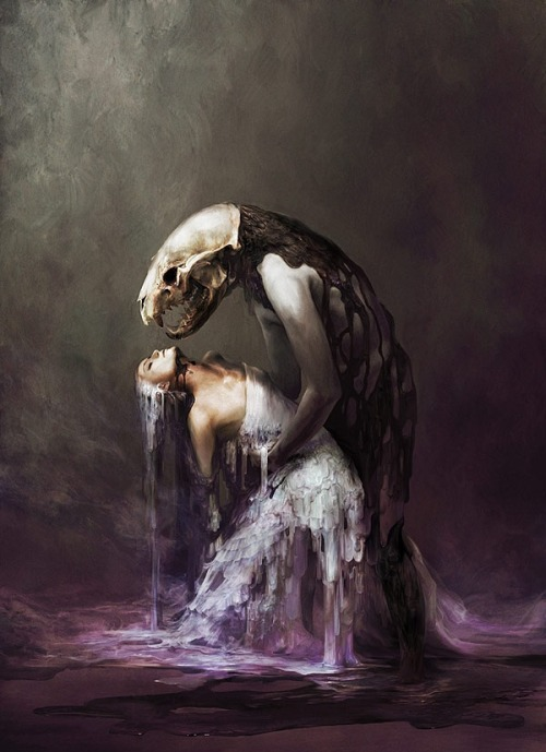 mydarkenedeyes:  His Only Wish Was To Touch by Ryohei Hase