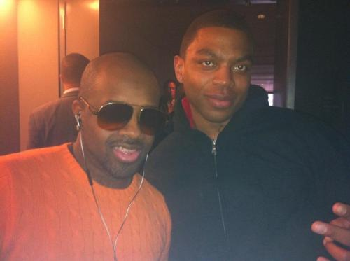 @JDupri & @AdrianQuarless