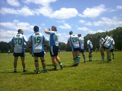 The San Antonio Gaelic Athletic Club.  From ordinary to elite, this is Gaelic football in the River City.