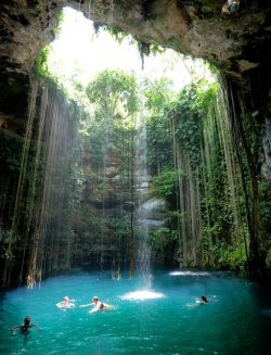 Take me here, please…
