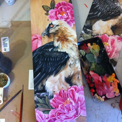 tattoosforpassionnotfashion:  done by jasmin austin (in progress)
