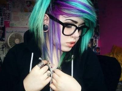Her Hair.. <3'
