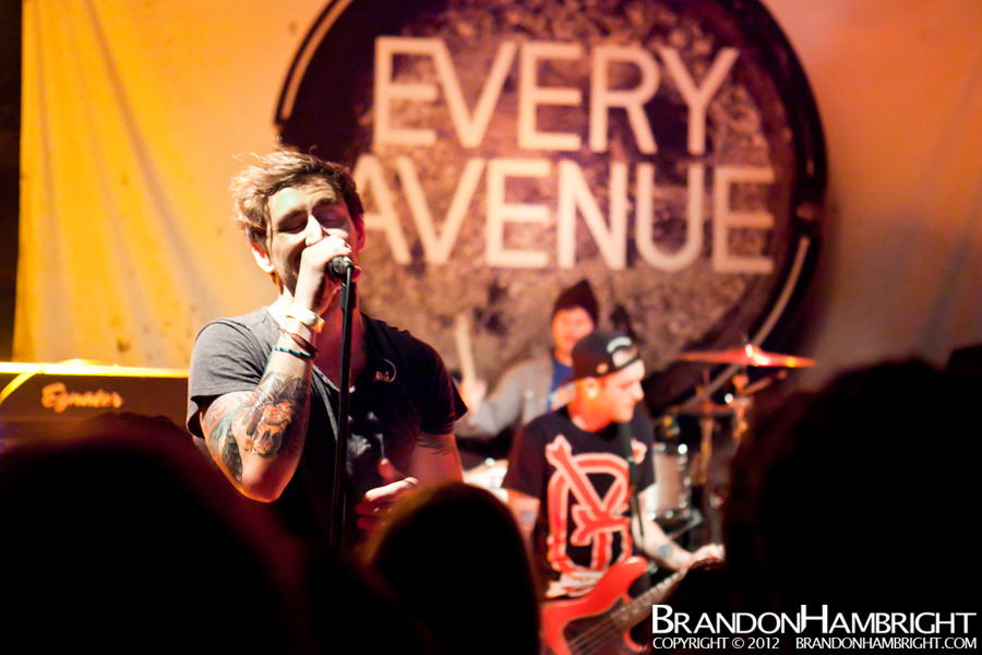 Sneak Peek: Every Avenue Performing with We Are The In Crowd, Plug In Stereo, The Audition, Simple As Surgery, Hit This City, the Atlantic Light at Empire in Springfield, VA on February 17, 2012. Be sure to keep an eye out for a full photo set on flickr and maybe even some videos on youtube.