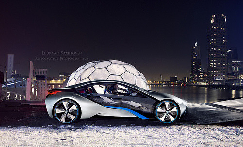 automotivated:  BMW i8 Concept, Rotterdam. (by Luuk van Kaathoven)