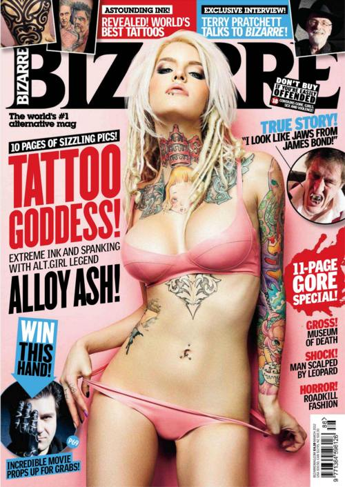 Alloy on bizarre (march)