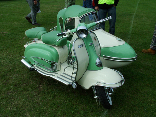 61 Lambretta Outfit by kenjonbro on Flickr.