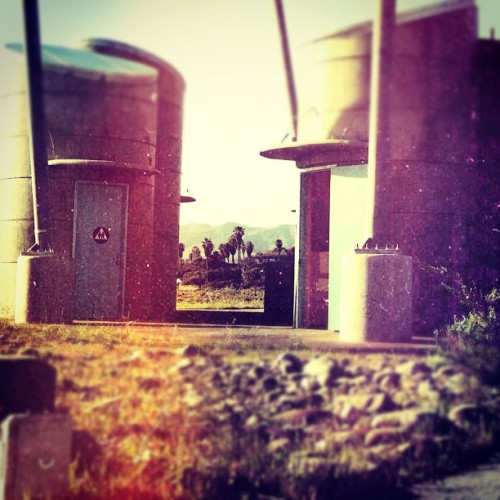 Decaying LA #vintage #architecture #Losangeles  (Taken with instagram)