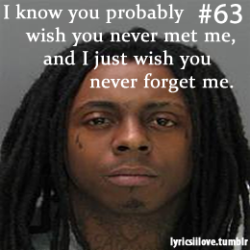 Lil wayne - something you forgot