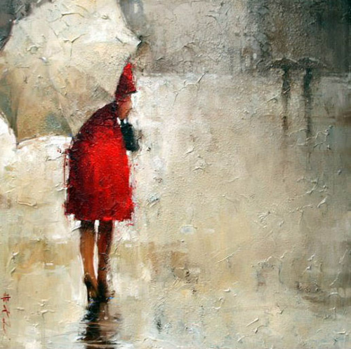 danceabletragedy:  Paintings by Andre Kohn