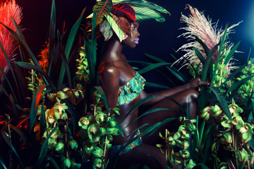 ourafrica:  FASHION PHOTOGRAPHY: MAYA HOFFMAN  This is Africa, our Africa