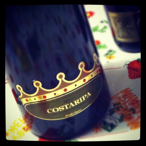 18. Drink. #29daychallenge #febphotoaday #wine #costaripa #bottle #vino (Taken with instagram)