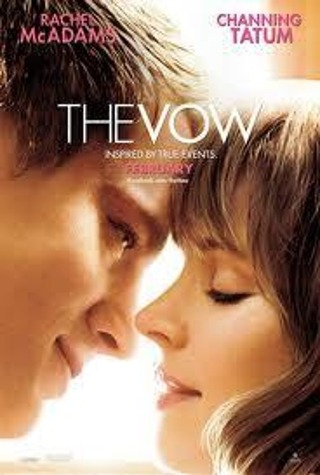 pikalbert:  I am watching The Vow  229 others are also watching  The Vow on GetGlue.com