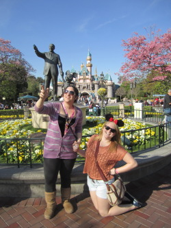 Such a great day at Disneyland yesterday! I love it so much!