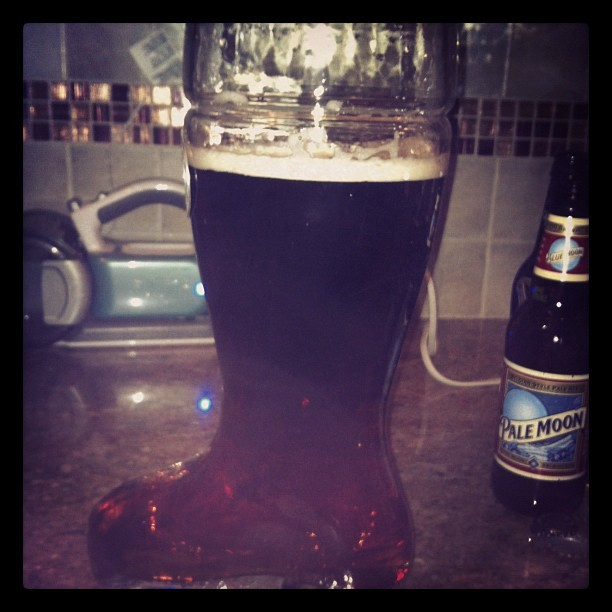 Black n blue #arobb #dasboot (Taken with instagram)