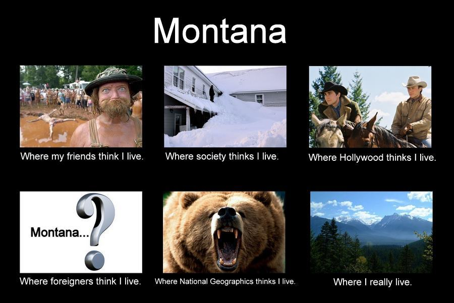Montana BABY!!!  From Glacier National Park, to Whitefish, to Kalispell,  to Great Falls, to Missoula, to Billings, to the North, South, East,  and West…Montana is one hell of a state!!!