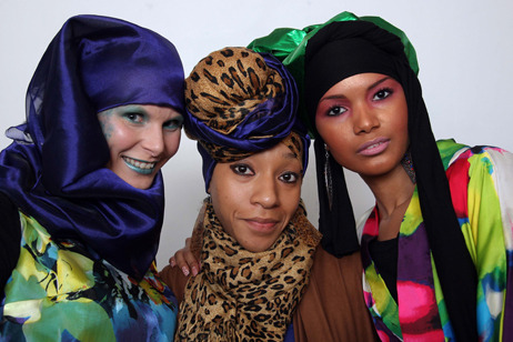World's first Muslim model agency opens in New York (via World's first Muslim model agency opens in New York - The National)