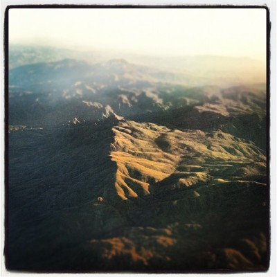 Landing in Phoenix for the Sedona Film Festival! (Taken with instagram)