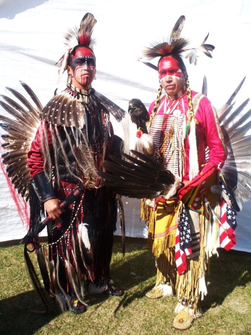 My cousins =)  *NativePride
