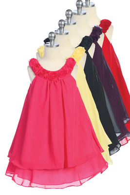 Cute little girl dresses.