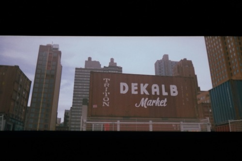 DeKalb Market in Brooklyn. circa Summer 2011