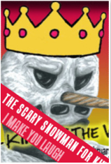 Is The Scary Snowman Funny Enough To Be King Of The Web? Daily reminder to vote! You can vote 10 times a day.