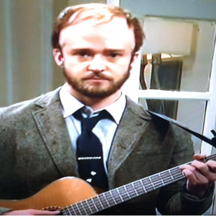 armourdown:  Justin Timberlake as Justin Vernon. I can die now.