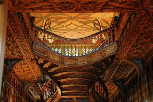 twoandfourty:  Livraria Lello / Lello Bookshop (by Francisco-PortoPortugal)