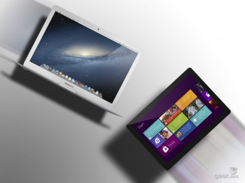 Mountain Lion and Windows 8 will kick off the next great Microsoft-Apple battle   Microsoft will lose.