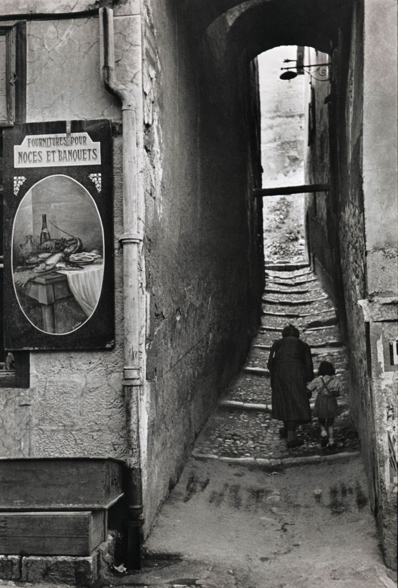 liquidnight:  Henri Cartier-Bresson Briançon, France, 1952 From Henri Cartier-Bresson Photographer