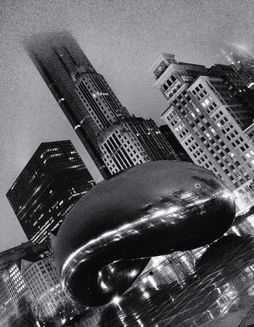 Cloud Gate - Anish Kapoor - 23 on Flickr.