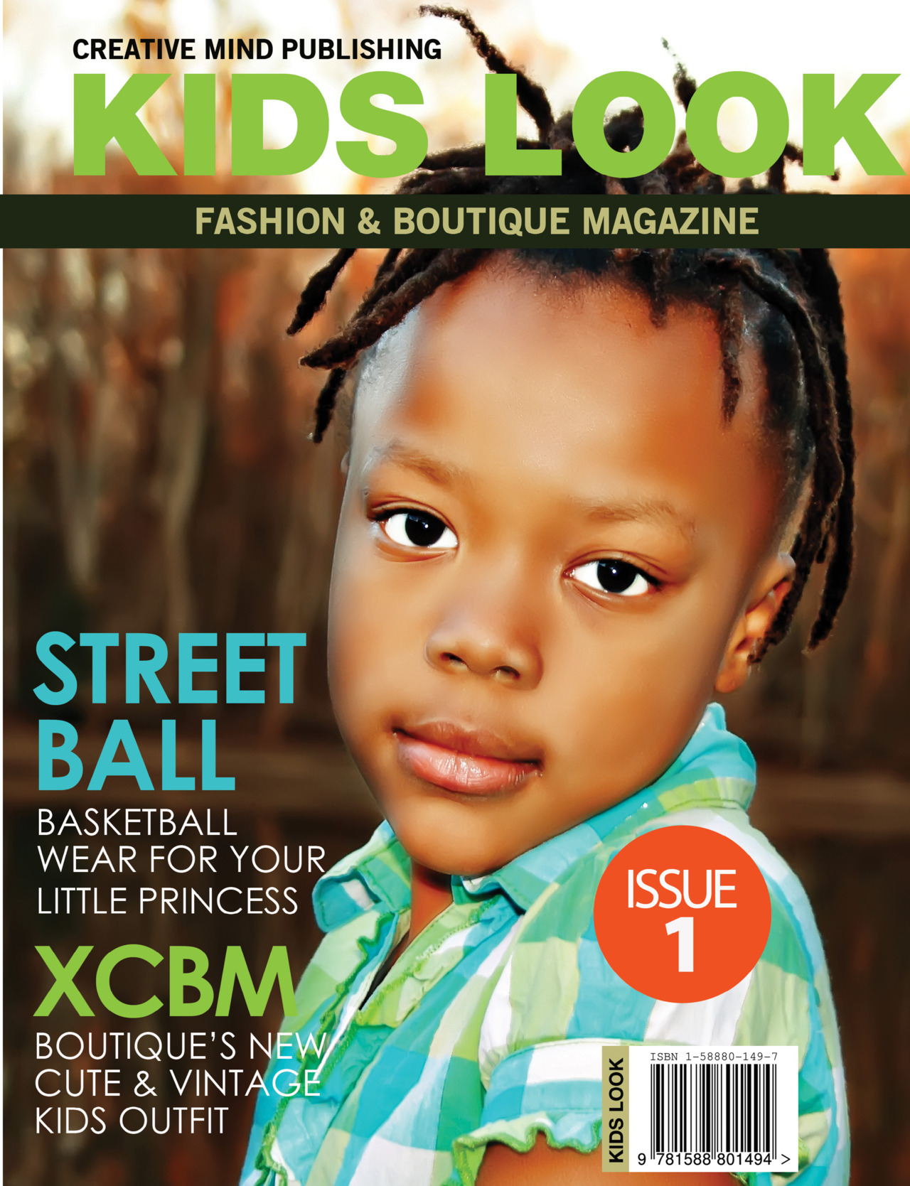 Model: Elajah Makeup/Hair: Amy Winfield Issue: KDL (Kids Look Magazine) Issue 1 Photographer: Renaldo Creative www.renaldocreative.com  Kids Look Issue 1 Model: Lajah H Photographer: Renaldo Creative http://renaldocreative.com  Download Kids Look Free: http://issuu.com/kidslookmag/docs/kids_look_1 Support Kids Look Buy Print: http://www.magcloud.com/browse/issue/345601