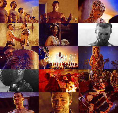lordemort:  Favorite Spartacus episodes | 1.13 Kill Them All