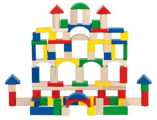 Construction toys  Source: La Boutique du jouet